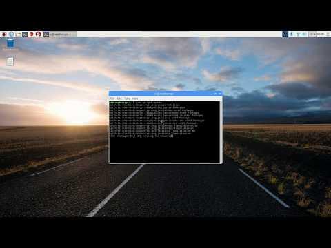 How to Update Raspberry Pi 3 Raspbian Packages