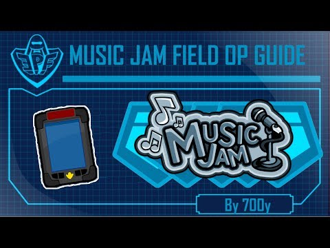 Club Penguin Rewritten - Music Jam Field Op Guide - June 17 2017