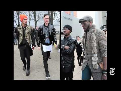 The New Man: Style-On-the-Street!