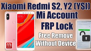 Disable MiCloud Xiaomi Redmi S2 (YSL) M1803E6E | Music Jinni