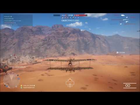BF1 Plane Kamikaze