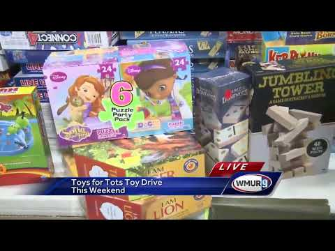 Toys for Tots Toy Drive nears