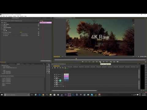 How to edit 4K videos | Lag fix | Premiere Pro [Tutorial]