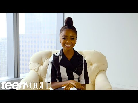 Watch Skai Jackson Give You the Best Advice Ever | Teen Vogue