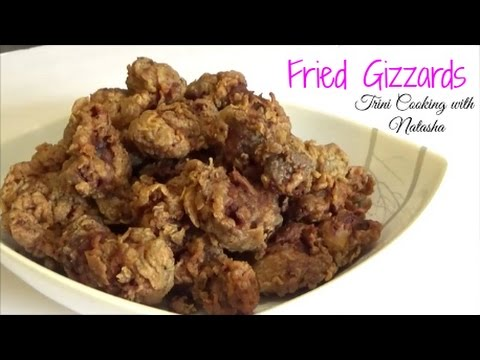 Fried Chicken Gizzards - Episode 435
