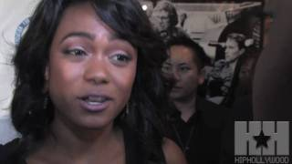 Tatyana Talks Janet Hubert - HipHollywood.com