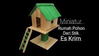 510 Koleksi Gambar Rumah Sederhana Dari Stik Es Krim Gratis Gambar Rumah