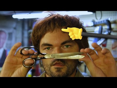 Fake Haircut! DIY Wig Effect - Cosplay - | QUICK FX