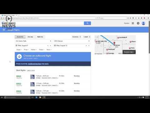The very best way to book flights using Google Flights