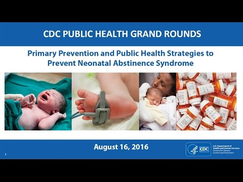 Primary Prevention and Public Health Strategies to Prevent Neonatal Abstinence Syndrome