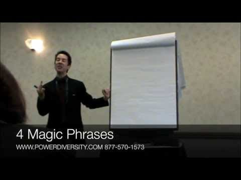 4 Magic Phrases You Can Use to Respond to ANYTHING | Power Phrases for Work | Funny Power Phrases