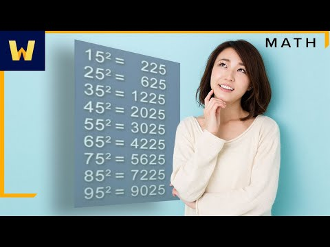 How to Easily Square Numbers in Your Head I The Great Courses