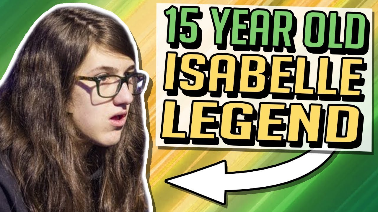 15-Year-Old Girl DESTROYS Pro Smash Ultimate Player