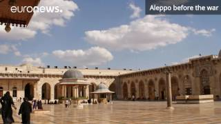 Aleppo before the war… and now!