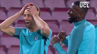 Barcelona vs Chelsea: Behind the scenes at Camp Nou - No Filter UCL