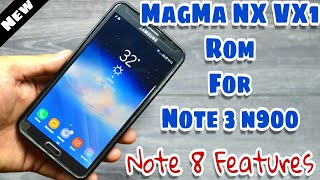 Galaxy Note 8 Rom For Galaxy Note 3 - How To Install/Convert