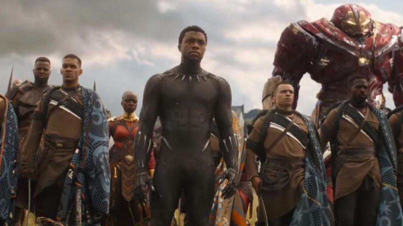 "Avengers: Infinity War (2018) - ""Battle Of Wakanda"" | Movie Clip HD"