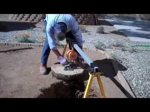 How To Raise A Concrete Septic Tank Lid