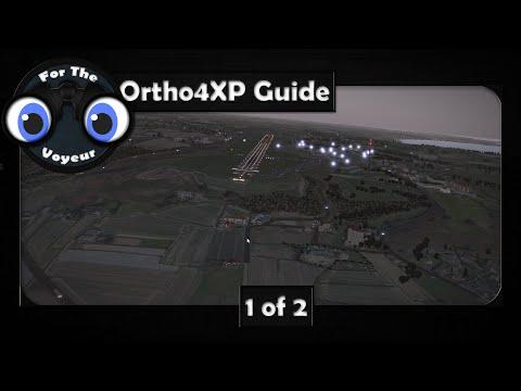Ortho4XP Tutorial and Demo BASICS 1/2: Building a Tile - playithub com