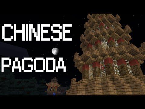 Minecraft Pagoda