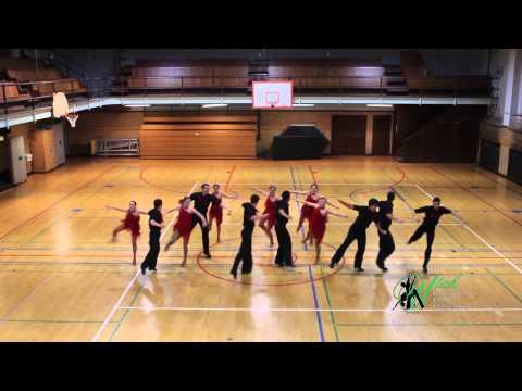 Utah Ballroom Dance Company- Footloose (AGT)