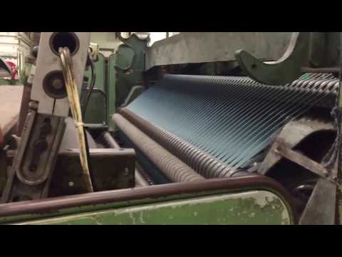 Tour of Istex in Iceland -- maker of Lopi wool yarn