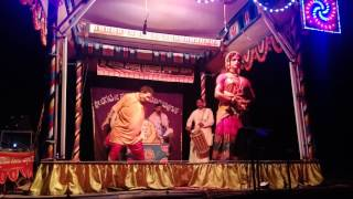 Tulu yakshagana Nagathambila by Sasihithlu Mela 04