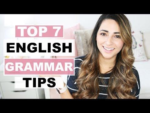 HOW I LEARNED ENGLISH GRAMMAR + TOP 7 ENGLISH GRAMMAR LEARNING TIPS   Ysis Lorenna
