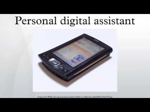 Personal digital assistant