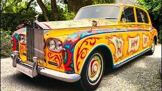 Rolls Royce Phantom John Lennon SGT. Peppers 50th Great Eight Rolls-Royce Phantoms CARJAM TV HD