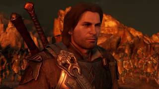 Middle-earth: Shadow of War - Conquering a fortress without killing anyone besides the Overlord