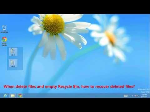 How to Recover Deleted/Lost Photos from Computer