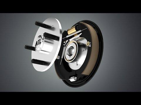 Drum Brake System