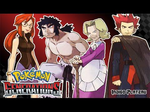 Pokemon Generations - Pokemon League Music (HQ Recreation)