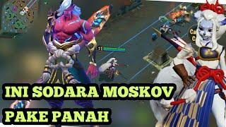 Adik Perempuan Moskov Gg Juga Gila Gak Ada Obat - Inomyoji Arena