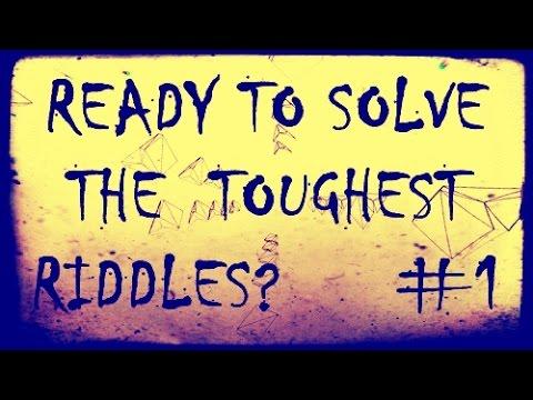 10 Toughest Riddles #1