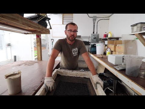 This is how I make my potting soil