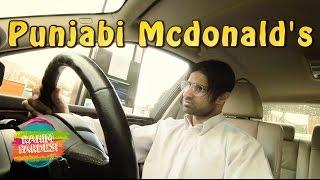 Punjabi Mcdonald
