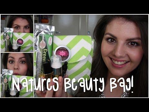 Natures Beauty Bag! (Nov '13) | RachReviews
