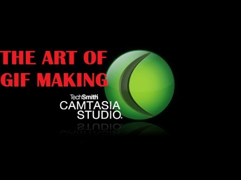 Create GIFs in Camtasia