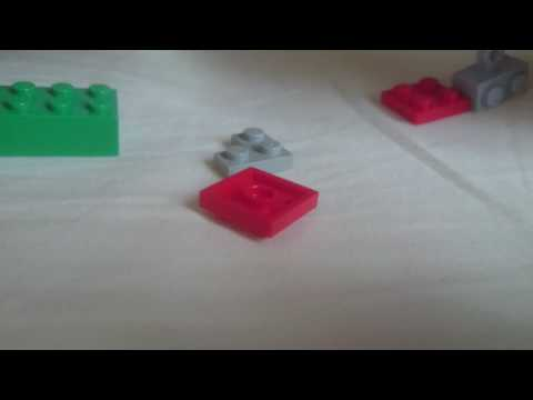 How to make my Lego T.Rex