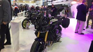 Yeni 2018 MT-10 SP | Motobike Istanbul 2018