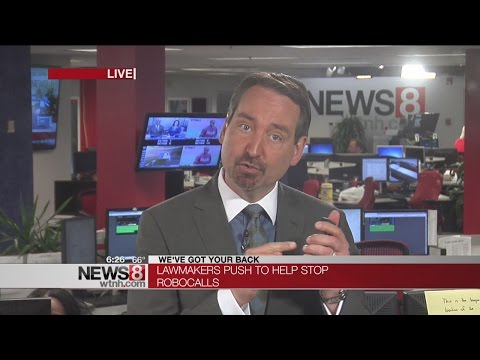Blumenthal pushes for technology to stop robo-calls
