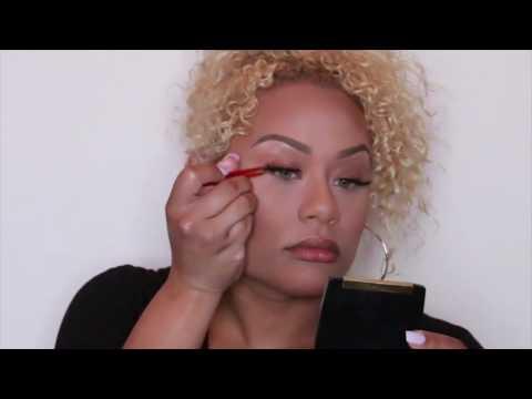 Quick Eyebrow and Lash Tutorial