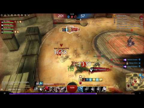 Guild Wars 2 Daily PvP 2016 12 08 Thief 7