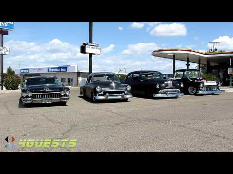 CLASSIC LOWRIDERS (Sonic Drive-In, Route 66) CARS