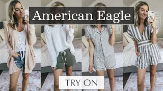 512e8d94e39 American Eagle Try On Haul  Spring Outfit Ideas