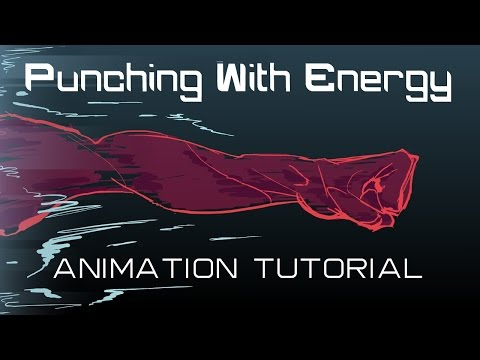 How To Animate A Punch With Energy