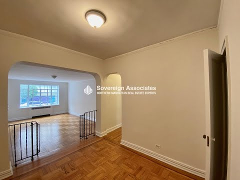 Inwood/Cooper St  RENT STABILIZED 2BR/1.5 Art Deco Rental NYC