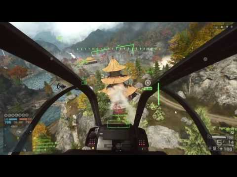 Battlefield 4Dragon Valley Helicopter Tour